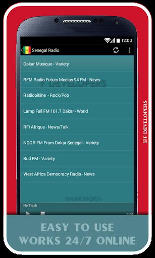 Senegal Radio - Live Radios