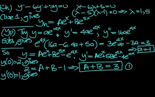 Differential Equations II - screenshot thumbnail