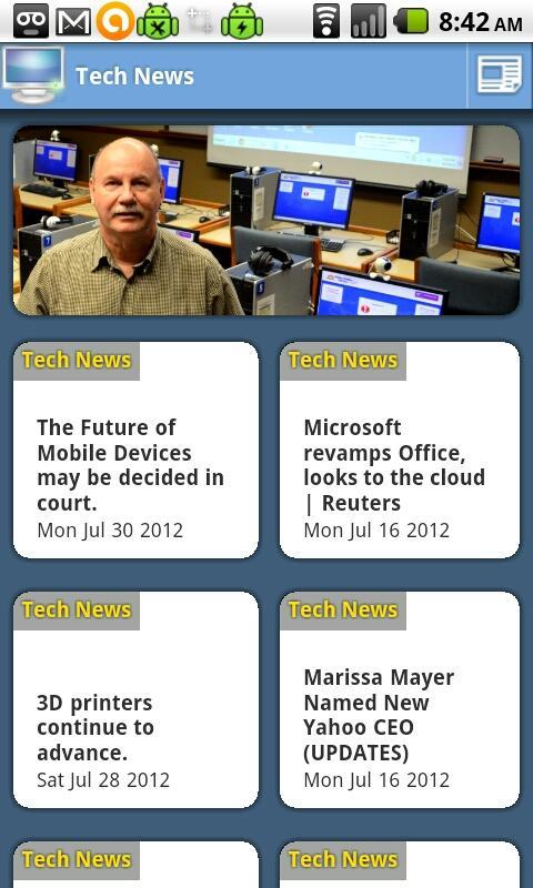 Computer Recommendations- screenshot