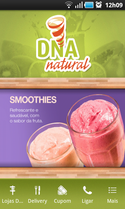 DNA Natural- screenshot