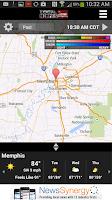 Screenshot of LocalMemphis.com