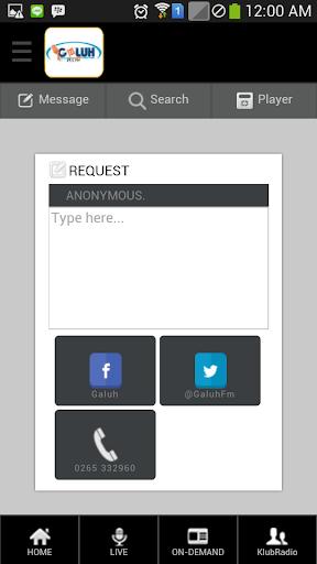 【免費音樂App】Galuh 89.5 FM - Tasik-APP點子
