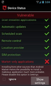 Zoner Mobile Security v1.2.3