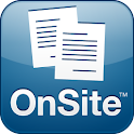 OnSite Files logo