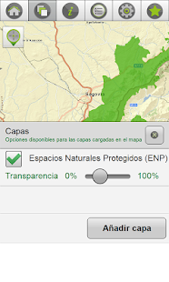 Naturaleza MAGRAMA- screenshot thumbnail
