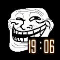 Memes Clock Widget logo