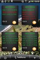 Screenshot of IBEX Droid