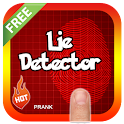 Lie detector test free prank icon