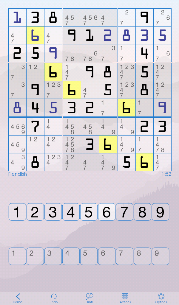 Sudoku Of The Day screenshot #10