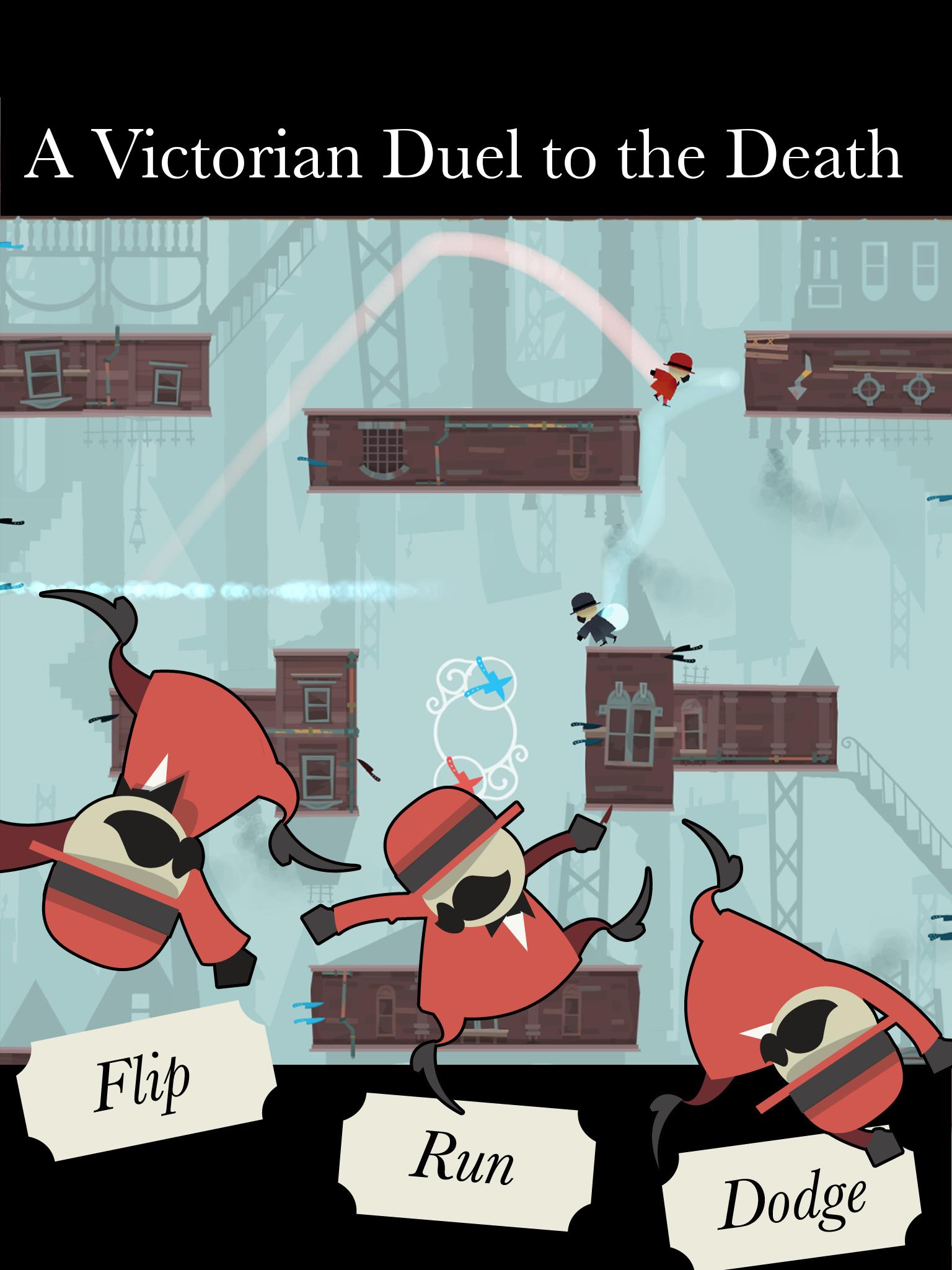 Gentlemen! (multiplayer!) screenshot #2