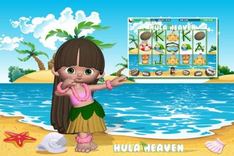 Hula Heaven Slot Machine
