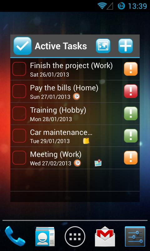 Task Finder Task & To Do List - screenshot
