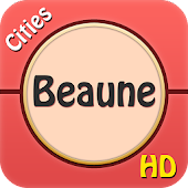 Beaune Offline Map Guide