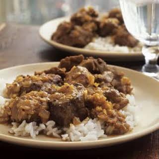 Pork Vindaloo (Curry Vindaloo).