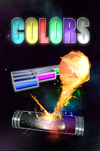 Colors -Break Bricks-