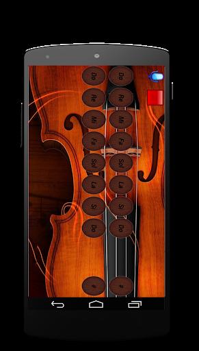 のバイオリン注釈