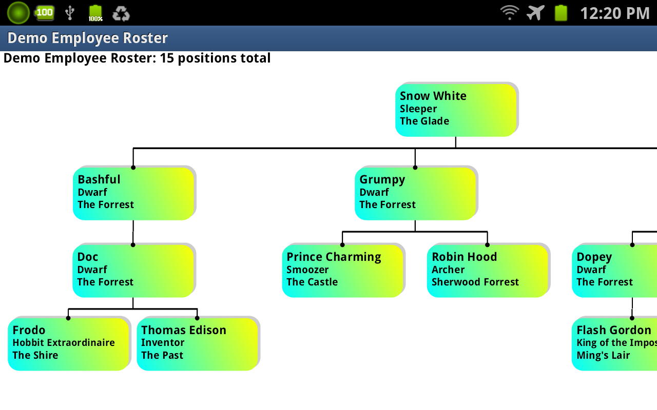 Org Charts Android Apps On Google Play