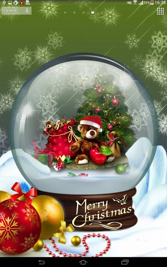 Christmas live wallpaper android apps on google play for Decor live beautiful app