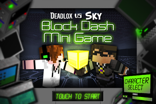 Deadlox vs Sky Mini Game