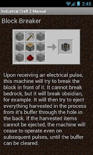 Tekkit Manual Pro - screenshot thumbnail