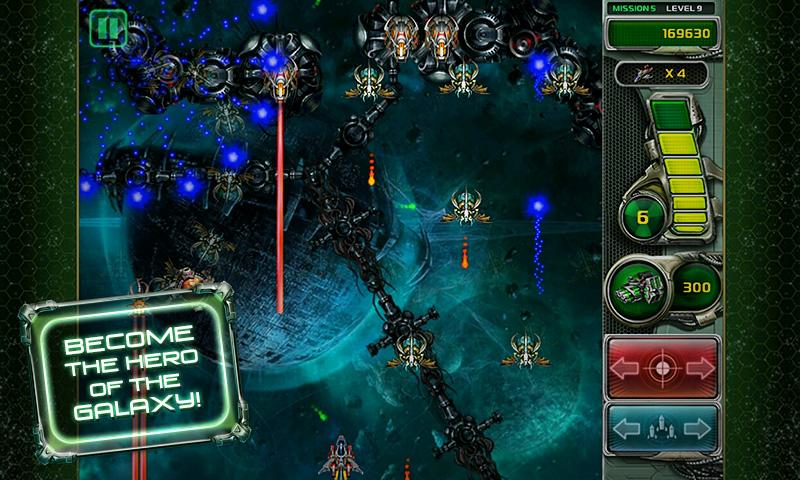 Star Defender 4 (Free) - screenshot