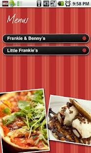 Frankie and Benny's - screenshot thumbnail