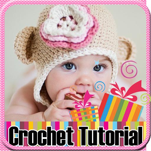 Crochet Tutorial LOGO-APP點子
