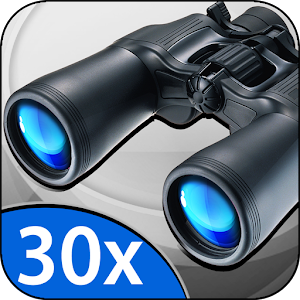 Binoculars 30x Zoom 1.3.4 Icon