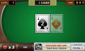 Screenshot of Memory Championship