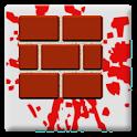 Brick attack! Free icon