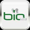 Bio123 logo