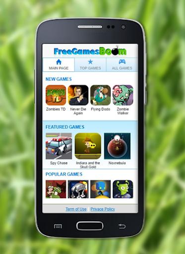 Free Games Boom