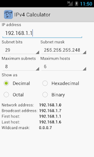 IPv4 Calculator Free