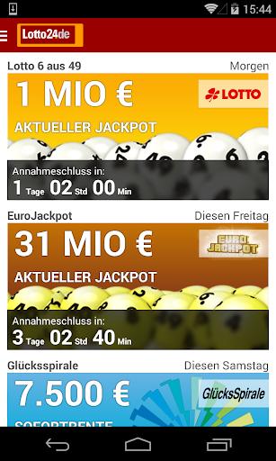 Lotto24 Lite - Der Lotto Kiosk