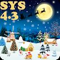 Christmas Live Wallpaper 4.3 icon