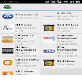 Kenyan News Live Stream