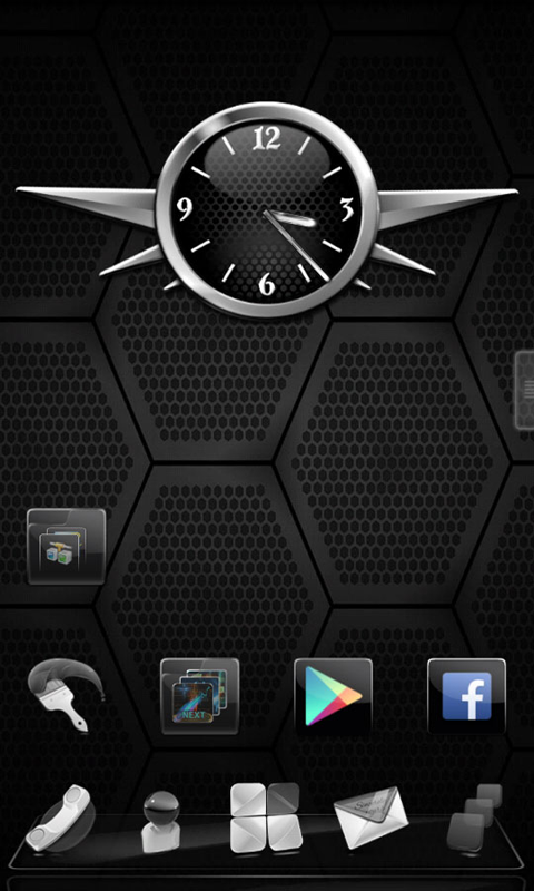 Black Gloss Multi Theme - screenshot