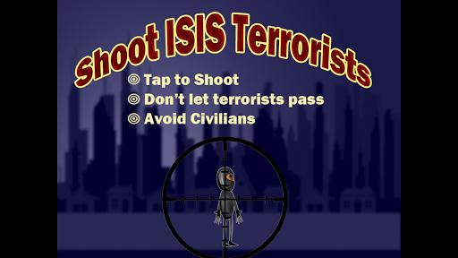 Shoot ISIS Terrorists