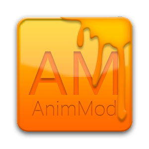 Anim Mod *Root* 個人化 App LOGO-APP試玩