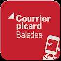 Courrier picard Balades icon