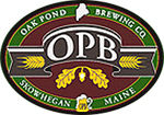 Logo for Oak Pond Brewing Company