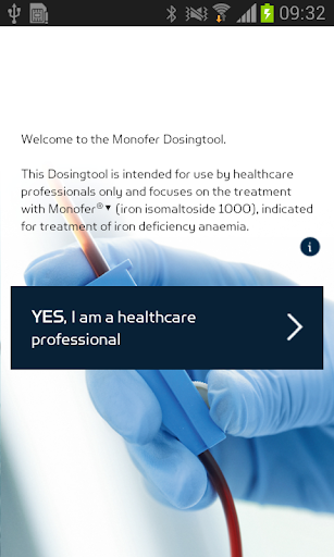 Monofer Dosing Tool