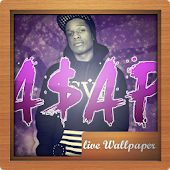 ASAP Rocky Live Wallpaper