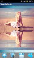 Screenshot of Water Reflection