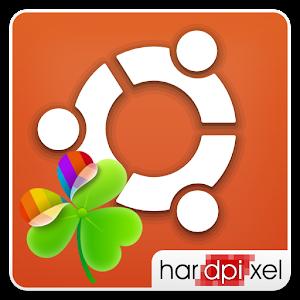 Go Ubuntu Launcher EX Theme
