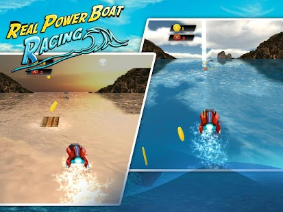 Real Power Boat Racing