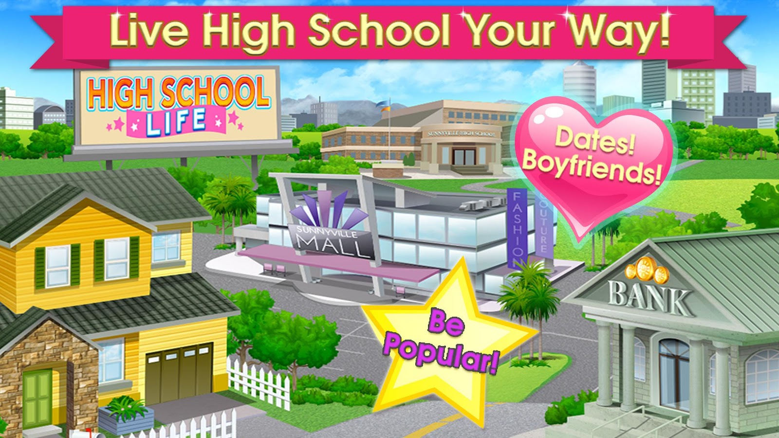 high school life android apps on google play high school life screenshot
