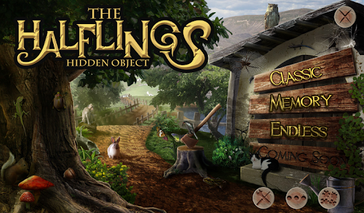 Hidden Object - Halflings FREE- screenshot thumbnail