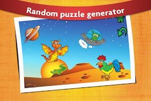 Screenshot of Kids Peg Puzzle Pro
