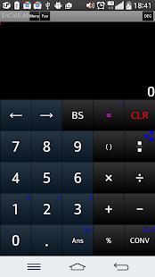 scientific calculator - screenshot thumbnail